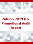 Zubsolv 2019 U.S. Promotional Audit Report- Product Image