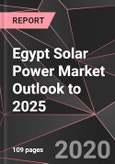 Egypt Solar Power Market Outlook to 2025- Product Image