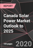 Canada Solar Power Market Outlook to 2025- Product Image