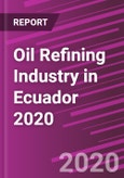 Oil Refining Industry in Ecuador 2020- Product Image