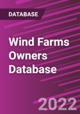 Wind Farms Owners Database- Product Image