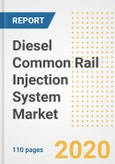 Diesel Common Rail Injection System Market Research and Outlook, 2020 - Trends, Growth Opportunities and Forecasts to 2026- Product Image