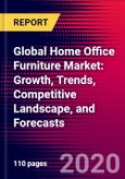 Global Home Office Furniture Market: Growth, Trends, Competitive Landscape, and Forecasts- Product Image