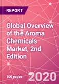 Global Overview of the Aroma Chemicals Market, 2nd Edition- Product Image