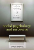 Social Psychology and Discourse. Edition No. 1- Product Image