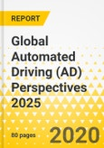 Global Automated Driving (AD) Perspectives 2025- Product Image