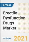 Erectile Dysfunction Drugs Market Research and Outlook, 2020 - Trends, Growth Opportunities and Forecasts to 2028- Product Image