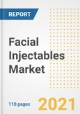 Facial Injectables Market Research and Outlook, 2020 - Trends, Growth Opportunities and Forecasts to 2028- Product Image