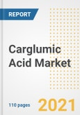 Carglumic Acid Market Research and Outlook, 2020 - Trends, Growth Opportunities and Forecasts to 2028- Product Image