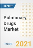 Pulmonary Drugs Market Research and Outlook, 2020 - Trends, Growth Opportunities and Forecasts to 2028- Product Image