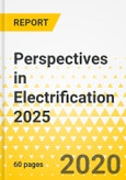 Perspectives in Electrification 2025- Product Image