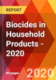 Biocides in Household Products - 2020- Product Image
