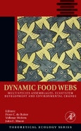 Dynamic Food Webs, Vol 3. Theoretical Ecology Series- Product Image