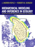 Hierarchical Modeling and Inference in Ecology- Product Image