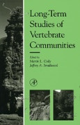 Long-Term Studies of Vertebrate Communities- Product Image