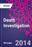 Death Investigation- Product Image