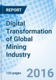 Digital Transformation of Global Mining Industry- Product Image