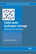 Solid-State Hydrogen Storage. Woodhead Publishing Series in Electronic and Optical Materials- Product Image