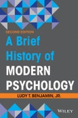 A Brief History of Modern Psychology. 2nd Edition- Product Image