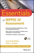 Essentials of WPPSI-IV Assessment. Essentials of Psychological Assessment- Product Image
