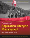 Professional Application Lifecycle Management with Visual Studio 2013- Product Image