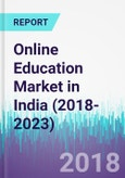 Online Education Market in India (2018-2023)- Product Image