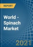 World - Spinach - Market Analysis, Forecast, Size, Trends and Insights- Product Image