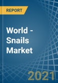 World - Snails (Except Sea Snails) - Market Analysis, Forecast, Size, Trends and Insights- Product Image