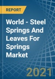 World - Steel Springs And Leaves For Springs - Market Analysis, Forecast, Size, Trends and Insights- Product Image