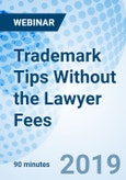 Trademark Tips Without the Lawyer Fees - Webinar- Product Image