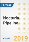 Nocturia - Pipeline Drugs and Companies, Q2 2019- Product Image