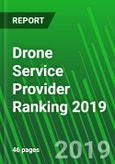 Drone Service Provider Ranking 2019- Product Image