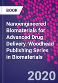 Nanoengineered Biomaterials for Advanced Drug Delivery. Woodhead Publishing Series in Biomaterials- Product Image