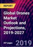 Global Drones Market Outlook and Projections, 2019-2027- Product Image