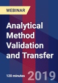 Analytical Method Validation and Transfer - Webinar- Product Image