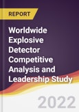 Worldwide Explosive Detector Competitive Analysis and Leadership Study- Product Image