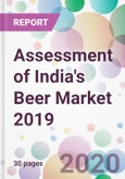 Assessment of India's Beer Market 2019- Product Image